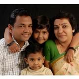 Familia anfitriona en Edappally, Palarivattom, Kakkanad, kochi, India