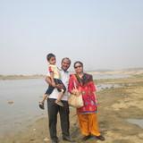 Host Family in Lake Town, Kolkata, India