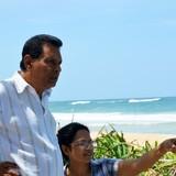 Famiglia a Kaduwela, Kaduwela, Sri Lanka