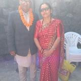 Familia anfitriona en Lovely hill, Pokhara, Nepal