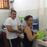 Gastfamilie in Vedado, La Habana, Cuba