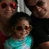 Família anfitriã em chuburna de hidalgo, Merida yucatan, Mexico