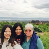 Familia anfitriona de Homestay Rosemary en Belfast, United Kingdom