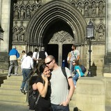 Familia anfitriona de Homestay Mark & Ana en Edinburgh, United Kingdom