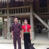 VietnamĐá Bia Village, tt. Đà Bắc的房主家庭