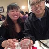 Familia anfitriona en Yellowbird, Edmonton, Canada
