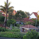 Familia anfitriona en UN Complex Gigiri, Nairobi, Kenya