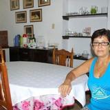 Gastfamilie in calle Gardo, Trinidad, Cuba