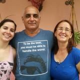 Host Family in Avenida San Fernando, Cienfuegos, Cuba