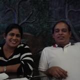 Famiglia a kandy, Kandy, Sri Lanka