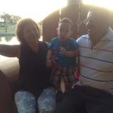Família anfitriã em Guayaquil, Ecuador
