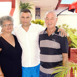 Famille d'accueil à Boca de camarioca, Boca de Camarioca, Cuba