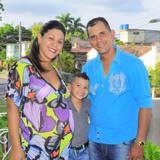 CubaVista Alegre, Santiago de Cuba的房主家庭