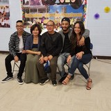 Familia anfitriona en Granville, Edmonton, Canada