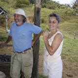 Host Family in San Rafael de Platanares, Perez Zeledon, Costa Rica