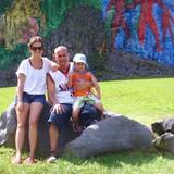 Host Family in Adela Azcuy, Viñales, Cuba