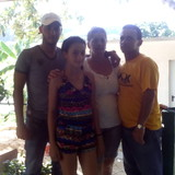 Host Family in Las Maravillas, Viñales, Cuba