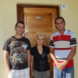 Cuba la salvadera, Viñales的房主家庭