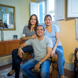Homestay Host Family Jorge in ,