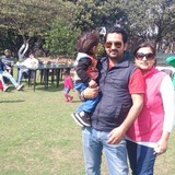 Host Family in Chohal, Hoshiarpur), India