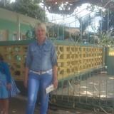 Famille d'accueil à terreno de beisbol, vinales, Cuba