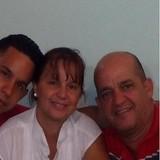 Família anfitriã em Centro Habana, La Habana, Cuba