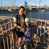 Homestay-Gastfamilie Corinna in Fresh Meadows, United States