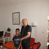 Homestay Host Family Patrick in Paris, France