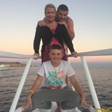 Famiglia a Caherciveen , Ireland