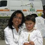 Famiglia a De los Laureles, Quito, Ecuador