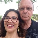 Familia anfitriona en Barra da Tijuca, Rio de Janeiro, Brazil