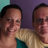 CubaPinar del Rio, Viñales的房主家庭