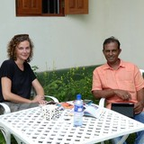 Famille d'accueil à Boralesgamuwa Junction, Boralesgamuwa, Sri Lanka