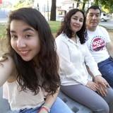 Famiglia a Bombero Garrido, Curicó, Chile