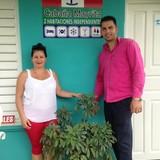 Homestay Host Family Omaira in Viñales, Cuba