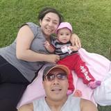 Familia anfitriona en Cumbayá, Quito, Ecuador
