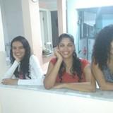 Família anfitriã em Stella Maris, Salvador, Brazil
