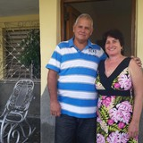 Homestay-Gastfamilie Luis Enrique in ,