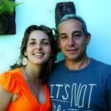 Família anfitriã em Centro, Trinidad, Cuba