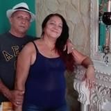 Familia anfitriona en Centro Habana, Centro Habana, Cuba