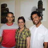 Host Family in Dragones, Centro Habana, Cuba