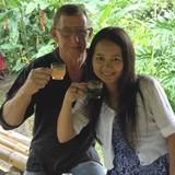 Família anfitriã em Hangdong, Chiang Mai, Thailand