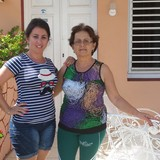 的Ana Margarita寄宿家庭