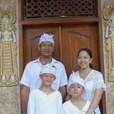 Família anfitriã em Denpasar Selatan, Denpasar, Indonesia