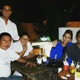 Familia anfitriona en Urbanización Reu Arturo de Villa del Rey, Daule, Ecuador