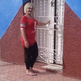 Família anfitriã em lomita del correo, Trinidad, Cuba