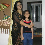 Famille d'accueil à S V Patel Salai, Pondicherry, India