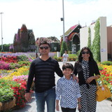 Homestay Host Family Bharat in Thane, India