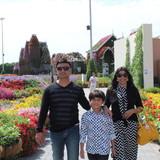 Famiglia a Thane west, Thane, India