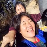 Famille d'accueil à shaba, Paro, Bhutan